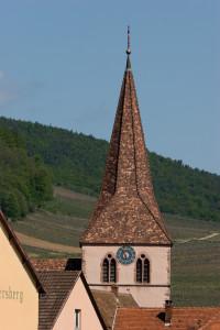 clocher de Kientzheim
