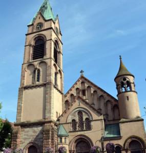Eglise St Joseph Koenigshoffen