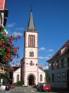 Eglise Saint Léger de Munster