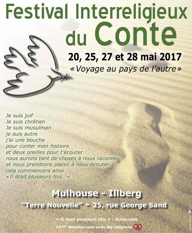 Visuel Festival Interreligieux conte 2017