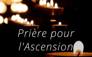 Prière-Ascension