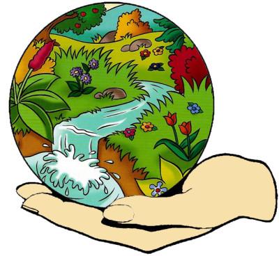 le monde dans la main