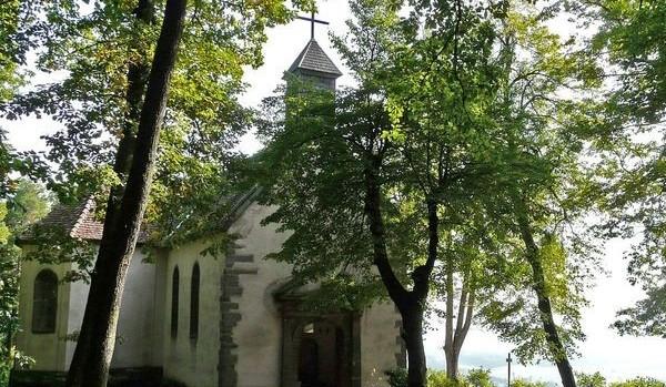 chapelle du Mt St Michel
