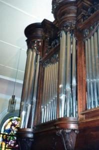 CPBarr église saint-Pierre orgue