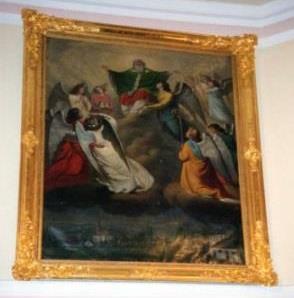 CPBarr église saint-Pierre tableau