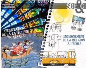 Capture site enseignement de la religion à l'école