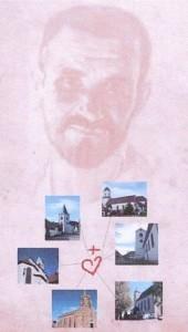 Ch de Foucauld et églises