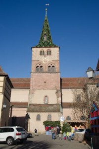 ST Anne - Turckheim