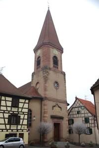 ST Rémi - Wettolsheim