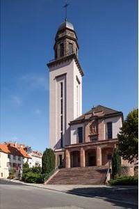 Eglise catholique Wasselonne