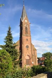 Eglise Romanswiller