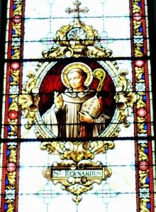 St Bernard de Cairvaux