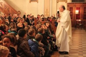Messe de Noël des enfants