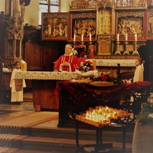 Messe de la St Etienne à Ammertzwiller