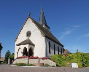 Eglise d'Ammertzwiller