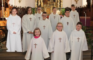 Hagenbach - servants d'autel 02 -2016