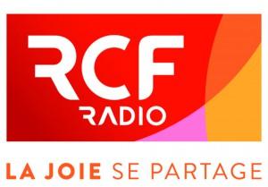 logo RCF avec slogan