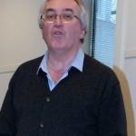 Marc Larchet, directeur d'Alsace Media