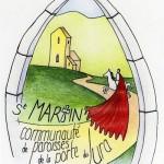 CP Saint-Martin de la Porte du Jura - logo couleur
