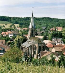 église de Roderen