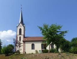 Eglise Gunsbach