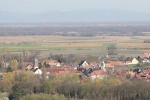 CPBarr église Gertwiller village