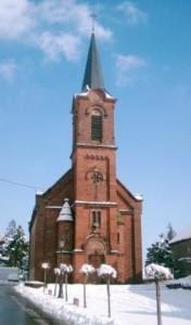 CPBarr église Mittelbergheim