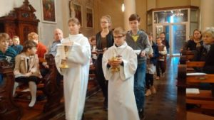 Messe de la rentrée, dimanche 15 octobre, Oltingue