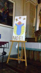 Noël 2017 messe des familles à Oltingue