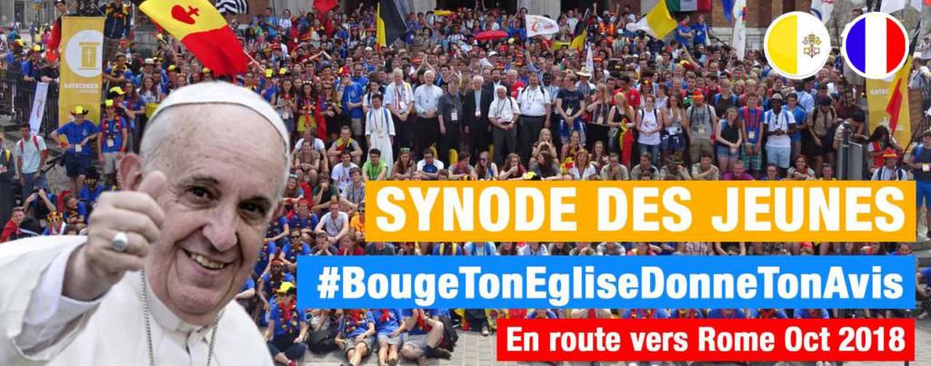 Billet d'humeur d'un panetier (Eglise & société) Synode-Jeunes-1024x403