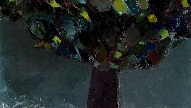 tableau 50x50 cm - Les clans : destins tragiques d'un retour en arrière