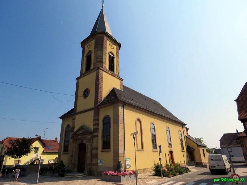 Paroisse Ste Colombe à Fessenheim