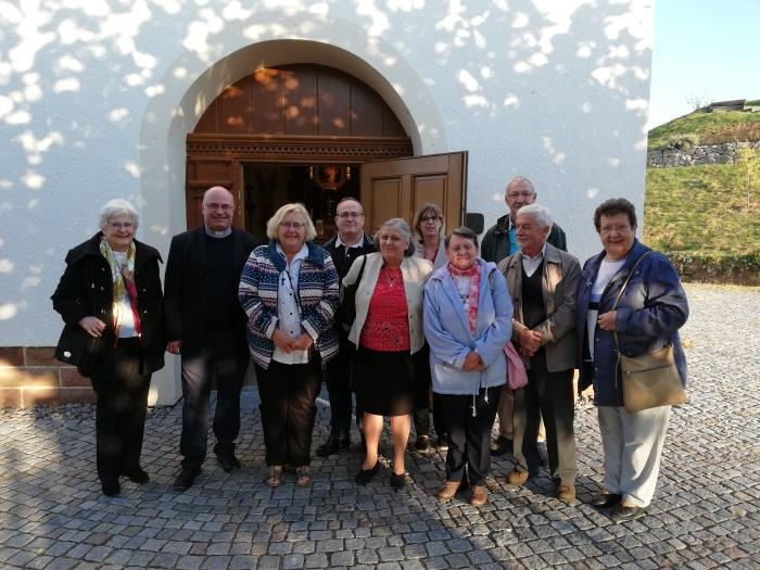 Groupe du rosaire du Neuhof