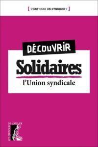 Couverture d'ouvrage: Découvrir Solidaires