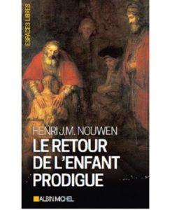 Couverture d'ouvrage: Le Retour de l'enfant prodigue