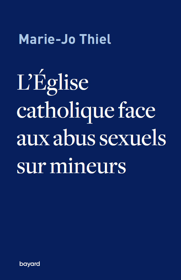 Couverture d'ouvrage: L'Église catholique face aux abus sexuels sur mineurs