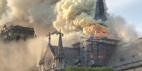 incendie ND Paris