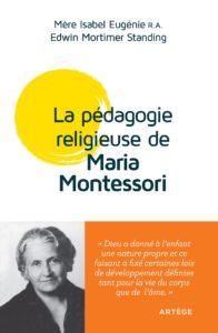 Couverture d'ouvrage: La pédagogie religieuse de Maria Montessori