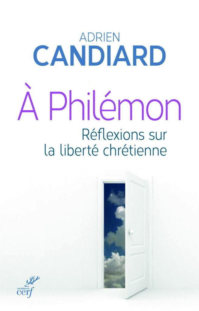 Couverture d'ouvrage: À Philémon