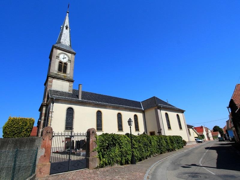 Paroisse St Blaise à Blodelsheim
