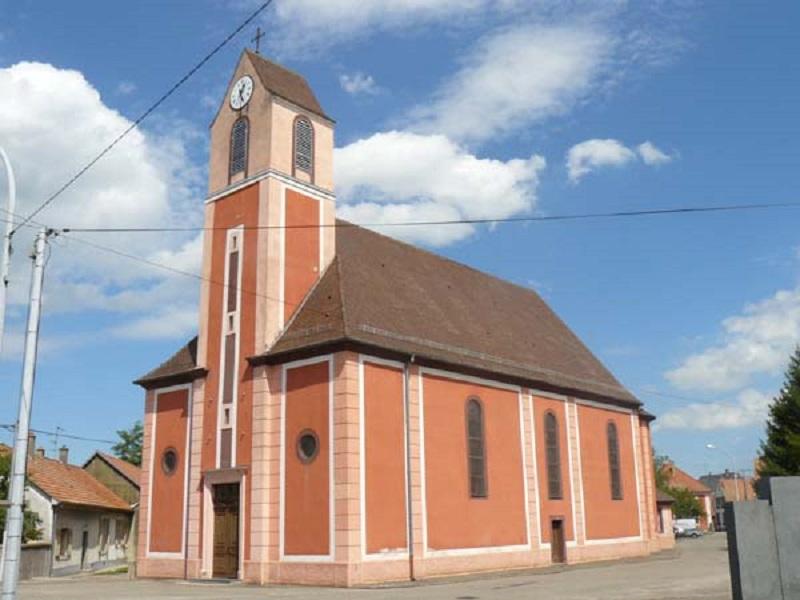Paroisse St Gilles à Rumersheim-le-haut