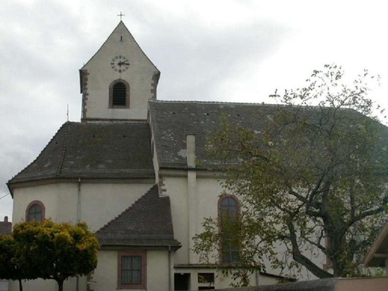 Paroisse St Laurent à Hirtzfelden