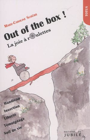 Couverture d'ouvrage : Out of the box !