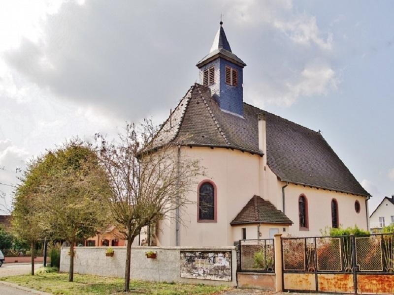 Paroisse St Wendelin à Roggenhouse