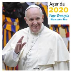 Couverture d'ouvrage: Agenda 2020 Pape François