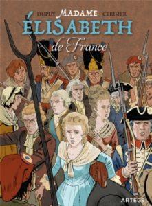 Couverture d'ouvrage: Madame Élisabeth de France
