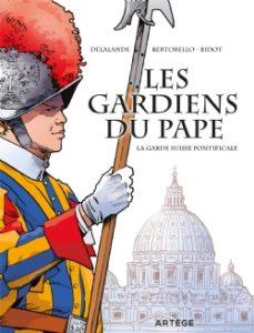 Couverture d'ouvrage: Les gardiens du pape