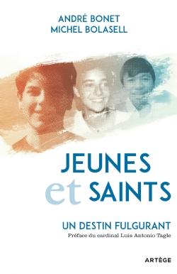 Couverture d'ouvrage: Jeunes et saints