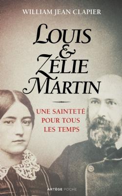 Couverture d'ouvrage: Louis et Zélie Martin