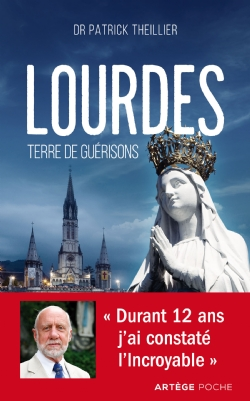 Couverture d'ouvrage: Lourdes, Terre de guérisons